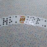 15枚のカード