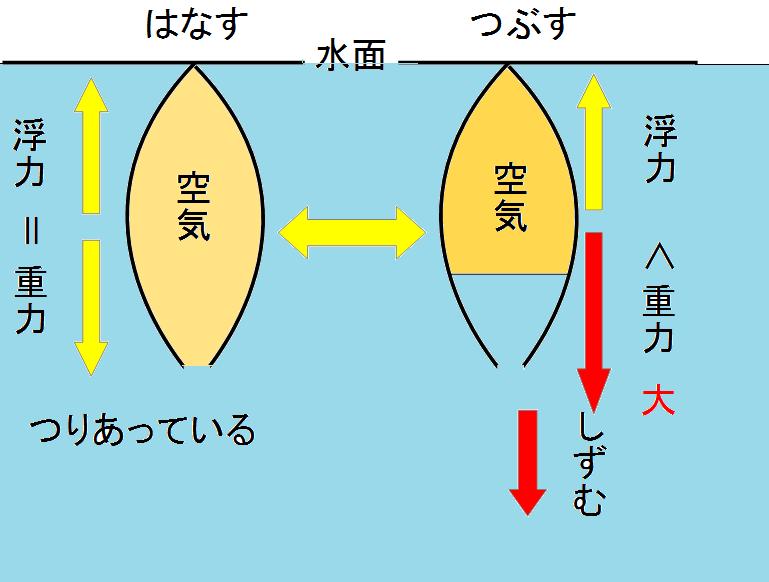 sinking fish 開放2