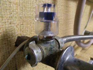 給湯器の分岐