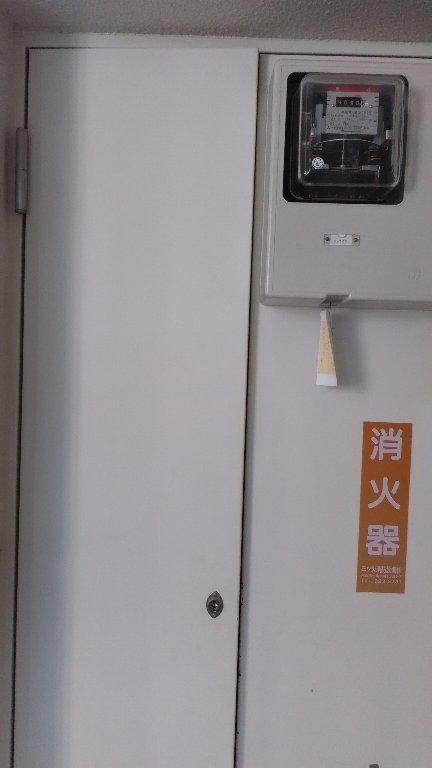 water line door 水道。扉