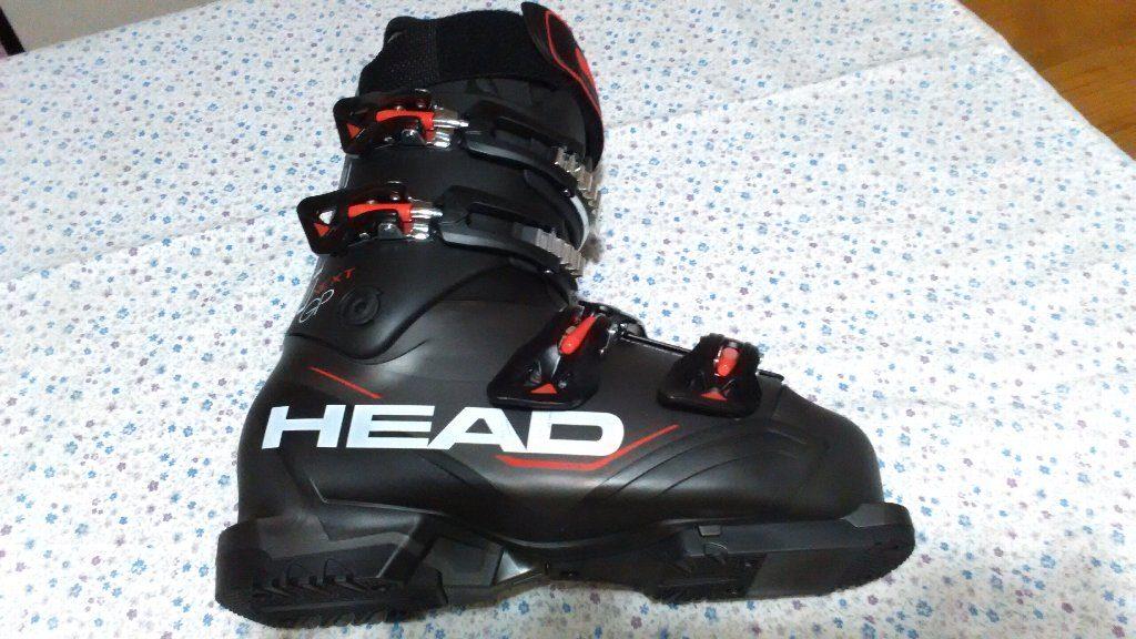 新しいブーツ。HEAD next edge GP 23000円