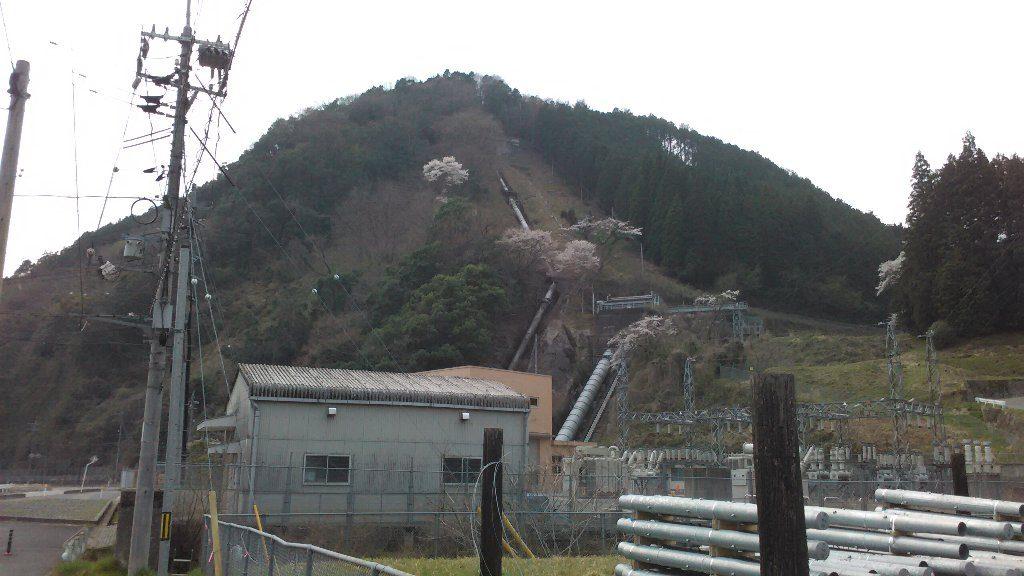 勝山第二発電所2