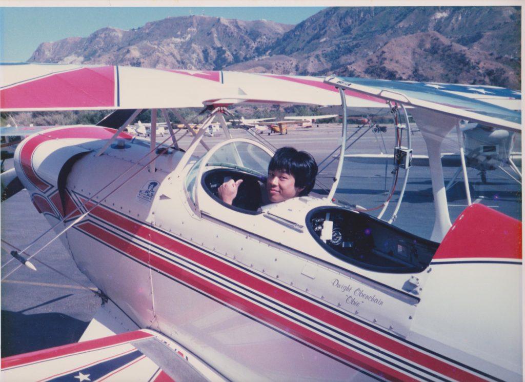 Pitts Santa Paula 1990年
