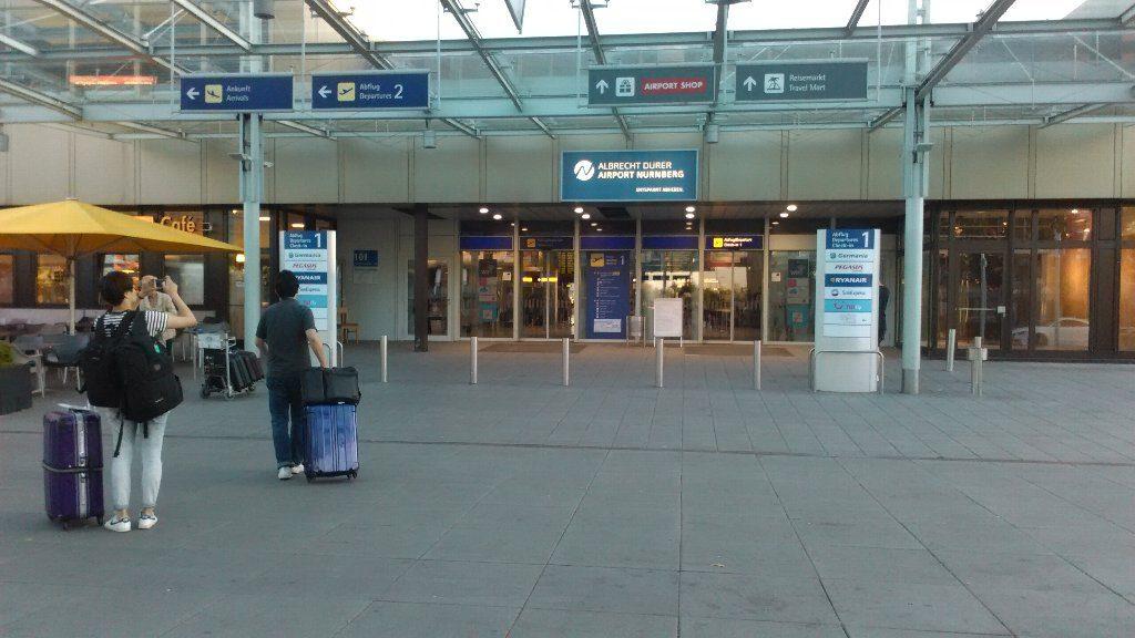 ニュルンベルク空港