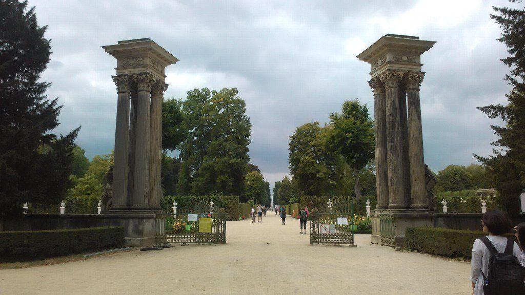 Obelisk portal