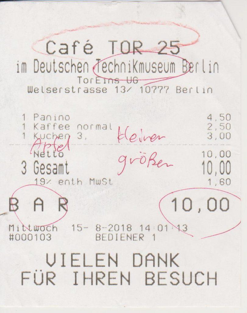cafe tor 25
