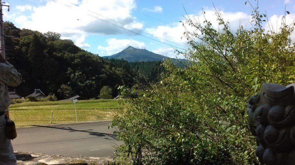 佐波原から櫃ヶ山