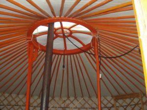 ゲルの天井