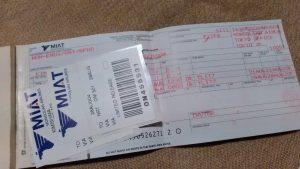 ticket-mongol