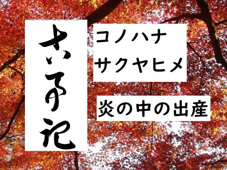 konohana コノハナサクヤヒメ