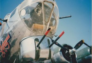 B17 sentimental journey gun
