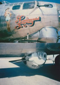 B17 sentimental journey gun3