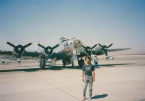 B17 sentimental journey tosi