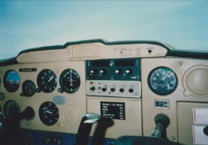 indicators 11000ft 2300rpm