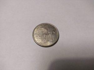 quarter $ Kentucky 1792-2001 丸 馬 100円