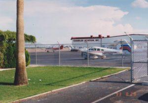 chandler aviation inc