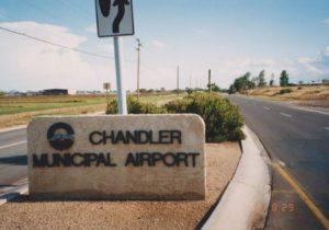 chandler entrance