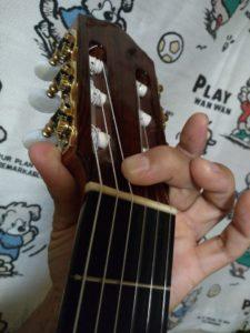 push chord 圧弦