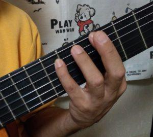 harmonics ハーモニクス