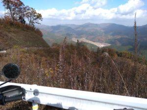 潤谷線から新庄2