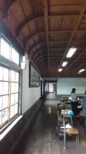 天井。カーブ