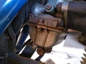 carburetor キャブレター。PC○4M A CBイ