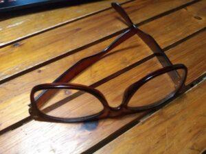 glasses 花粉症用