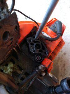 carburetor insulator キャブレター・インシュレーター